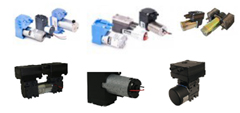 Diaphragm Pumps for Air/Gas and Liquid
