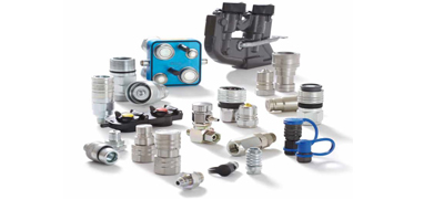Quick Coupling Systems for Medium- and High-Pressure